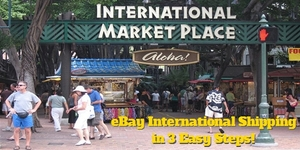 eBay International Global Shipping