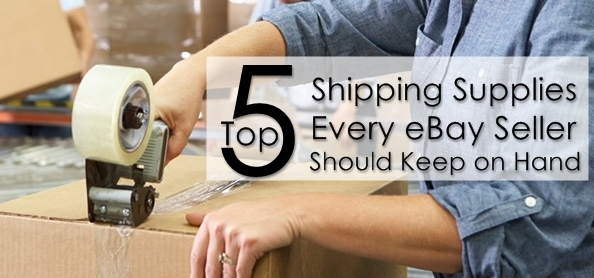 shipping supplies for ebay sellers