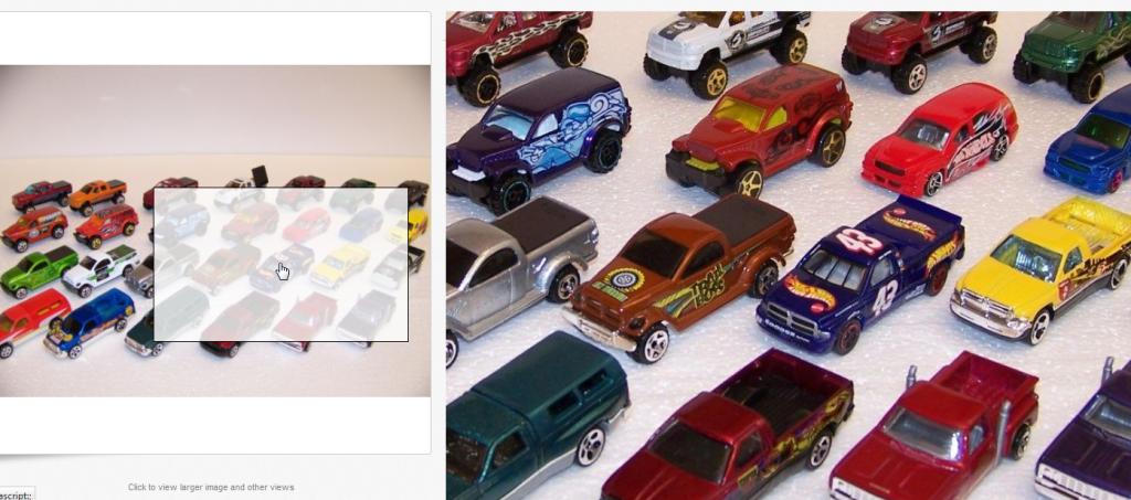 hover and enlarge ebay pictures