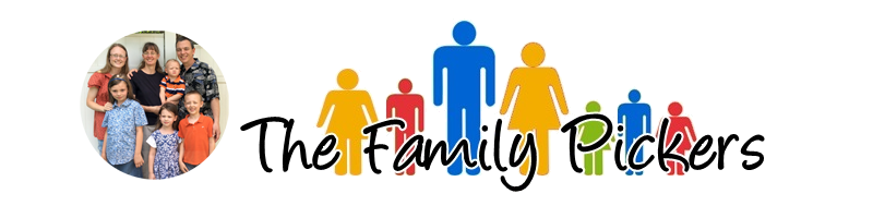 The Family Pickers Logo