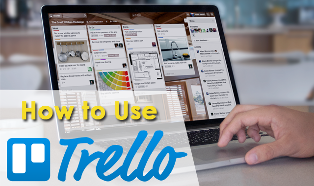 how to use trello for ebay