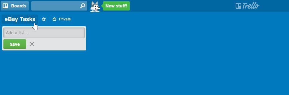 trello create board