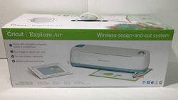 things that sell best on ebay - cricut explore air