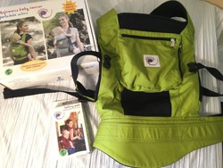 things that sell best on ebay - ergo baby