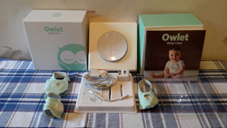 things that sell best on ebay - owlet baby monitor