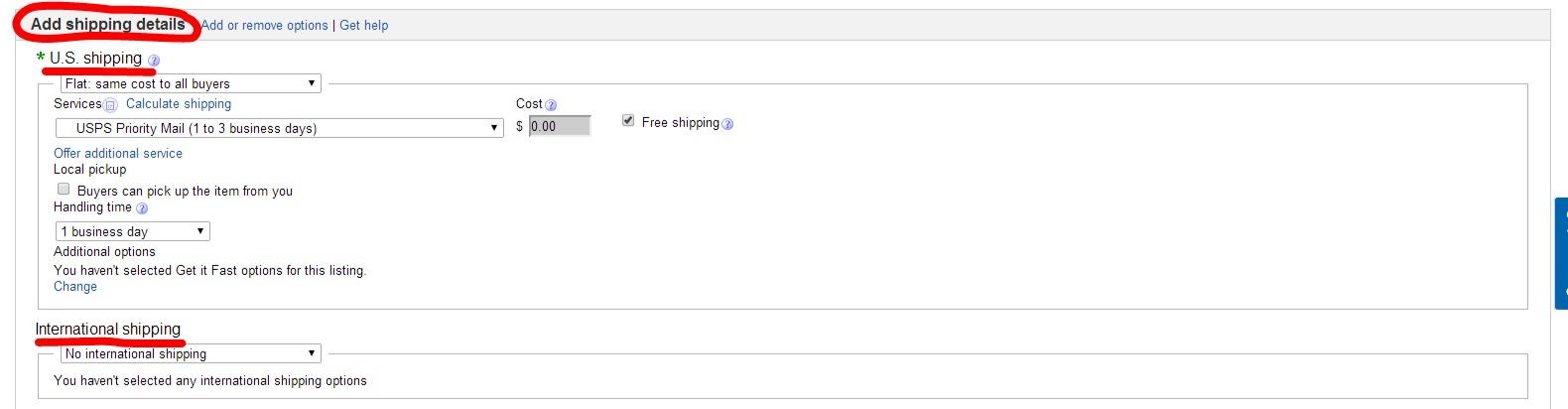 eBay International Shipping in 3 Easy Steps | Cheapest Way