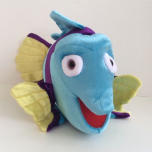San Diego California Dory Plush Finding Nemo Disney Stuffed Animal