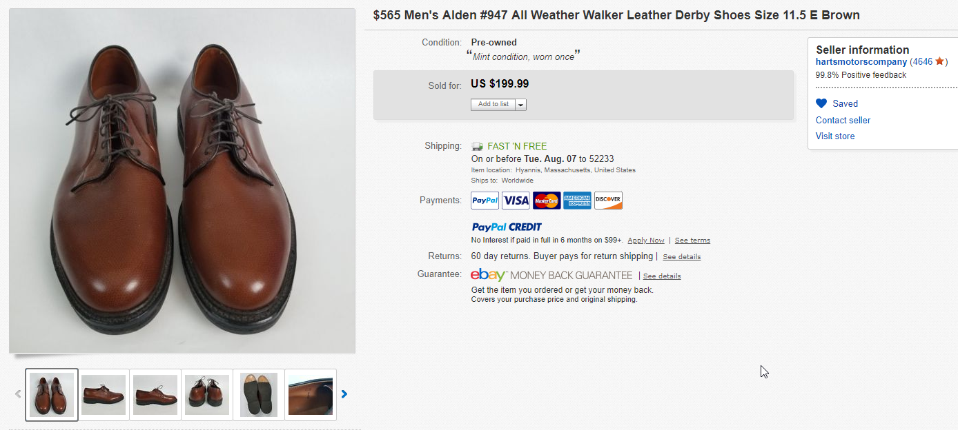 how to photograph shoes for sale