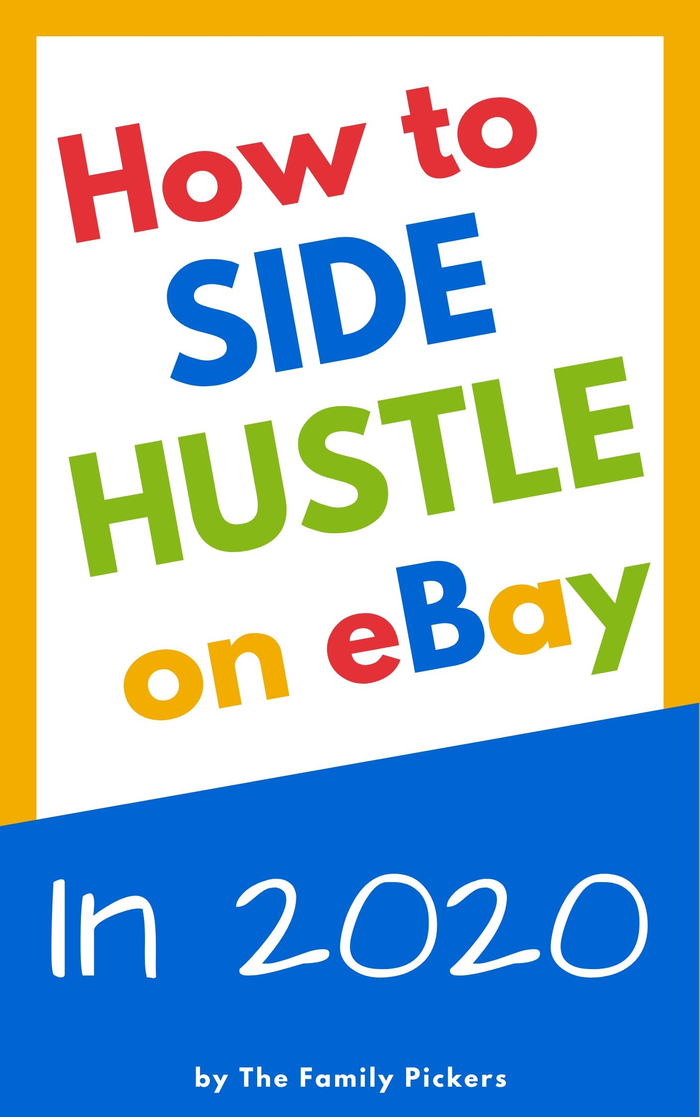 How to Side Hustle on eBay in 2020